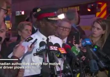 Watch: News headlines from around the world - April 24, 2018
