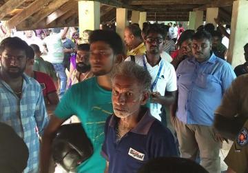 Sri Lanka bomber queued at hotel buffet then unleashed devastation
