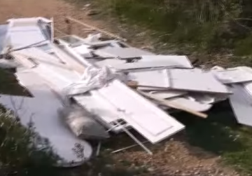 Disgust after bedroom is dumped at Selmun - ministry reacts