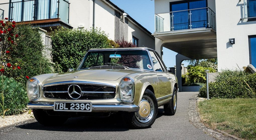It's often the cars with the widest following which gain the most bids at auction.