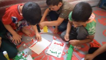 Young Maltese-Syrian heads for refugee camps to build a school  | Video: Sarah Carabott. Footage provided by Zarifa Dag.