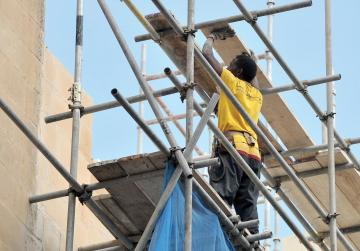 Higher building density among government options for affordable housing