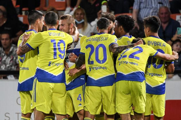 Juve squeeze past Spezia to earn first Serie A win of season