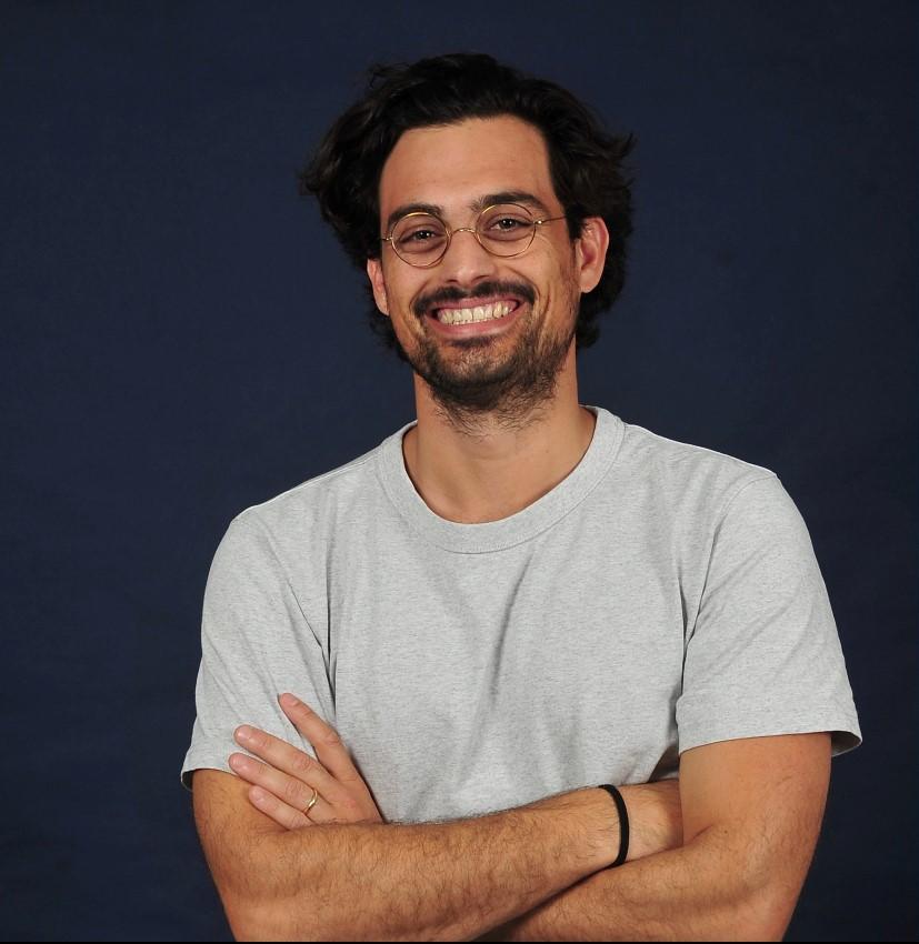 Benji Borg de l'agence d'expérience digitale ANCHOVY.