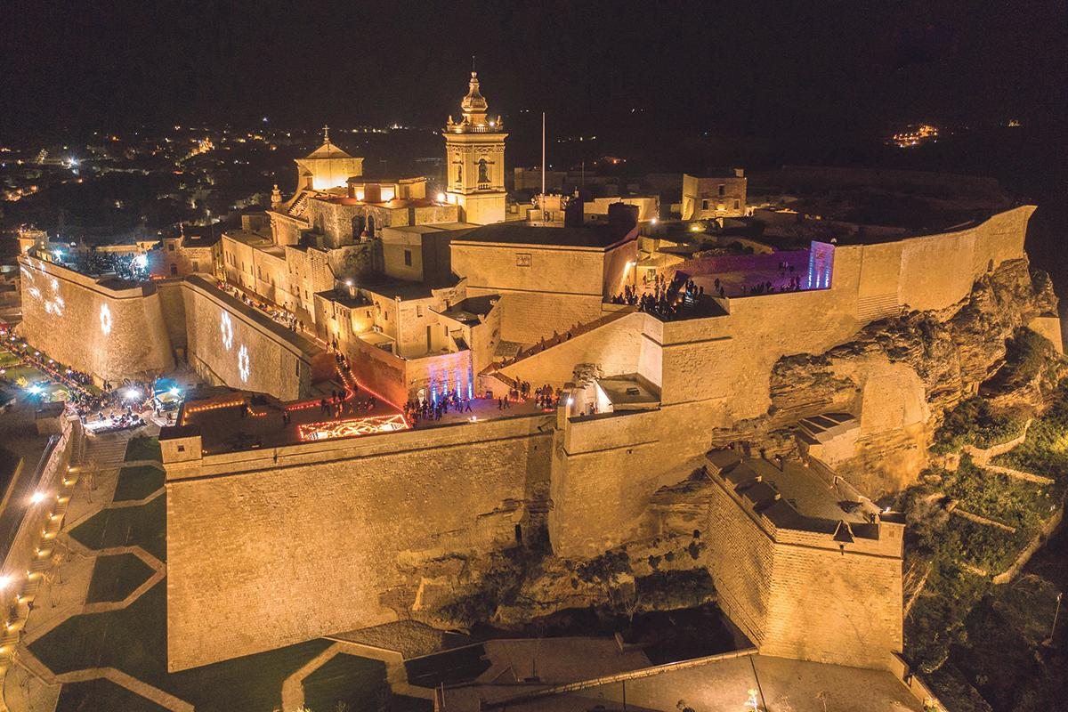 The Citadel is hosting the third edition of the Gozo Film Festival this weekend.