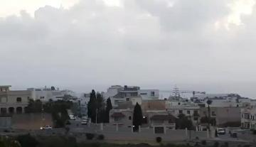Watch: A 5am rude awakening for Swieqi sleepers