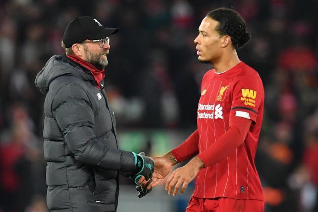 Watch: Van Dijk deserved Ballon d'Or, says Liverpool boss Klopp