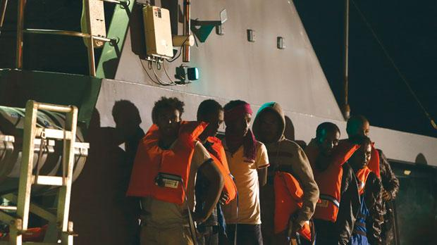 In July, the Government threatened to send migrants back to Libya without the right to seek asylum. Photo: Darrin Zammit Lupi
