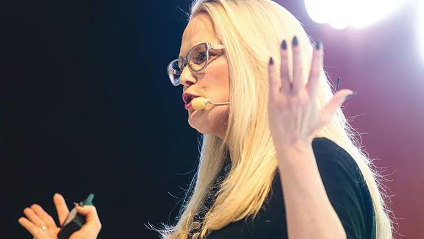 Ania Jakubowskii, former GM at Coca-Cola in Poland, will address Marketing Kingdom Malta on March 1.
