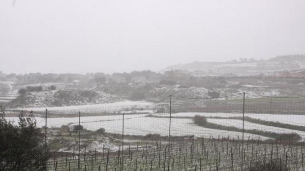 The view from San Anton School, Mgarr - Picture Brian Abela - mynews@timesofmalta.com