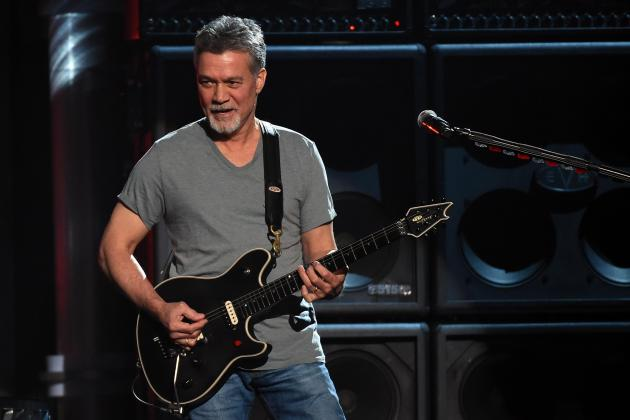 Rock legend Eddie Van Halen dies after long battle with cancer