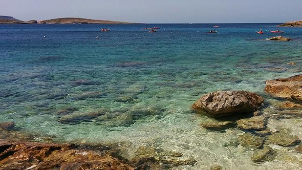 Ħondoq ir-Rummien, Gozo. Photo: Victoria Camilleri
