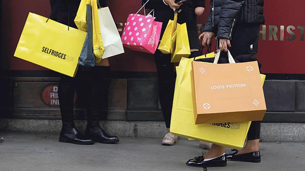 Many brick-and-mortar shops in the UK are shutting down and axing jobs. Photo: Reuters