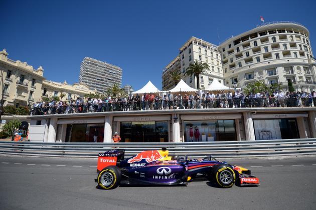 Monaco Grand Prix to allow 7,500 spectators