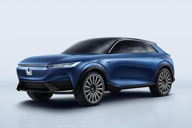 New Honda SUV e:concept previews new electric model