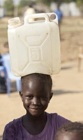 Investments in better water could mean 170,000 fewer deaths a year. Photo: John Wollwerth/Shutterstock.com