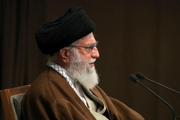 Iran's Khamenei: fight to 'liberate Palestine' is 'Islamic duty'