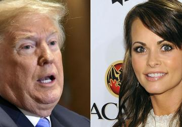 Trump's lawyer secretly recorded him discussing payment to ex-Playboy model