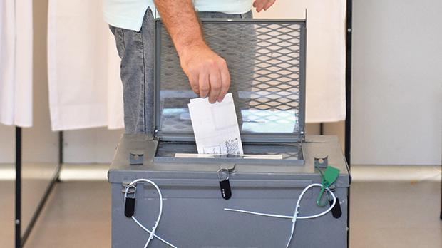 Political parties will be given access to ballot paper scans and their interpretation by the e-counting machines and will be able to retain them for three months.