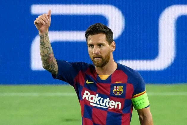 Koeman begins Messi reconciliation at Barca