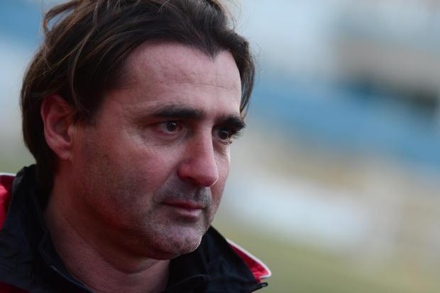 Giovanni Tedesco has resigned as coach of Ħamrun Spartans.