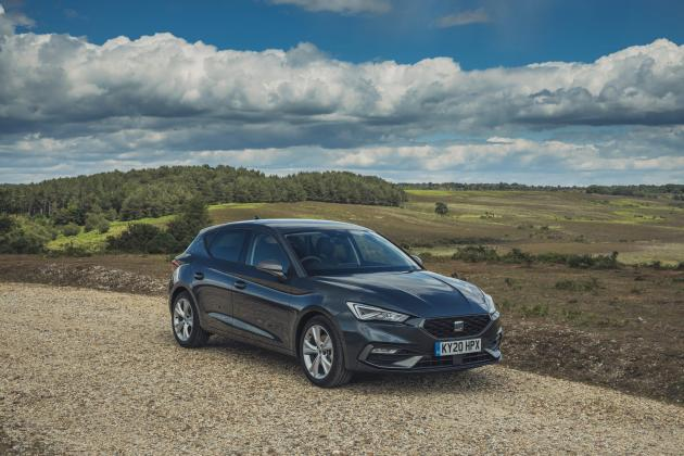 The new Seat Leon is stylish, practical and great value for money