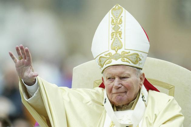 John Paul II's vision for Europe - André P. DeBattista