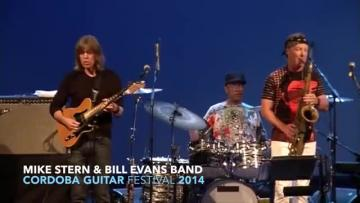 Mike Stern and Bill Evans Band