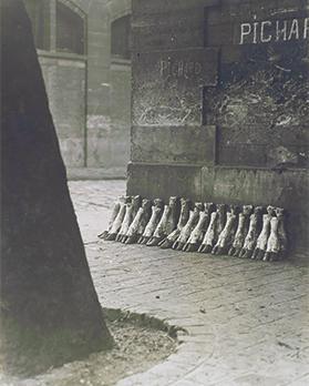Aux Abattoirs de la Villette.