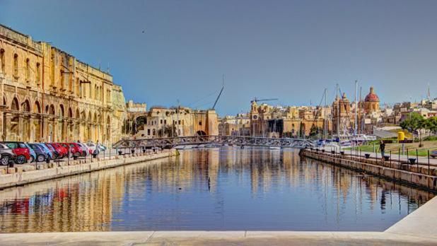 Dock 1 in Cospicua. Photo: Ernest Spiteri Gonzi