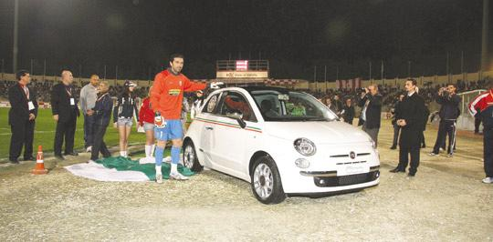 Fiat 500 Gets Sporty Launch