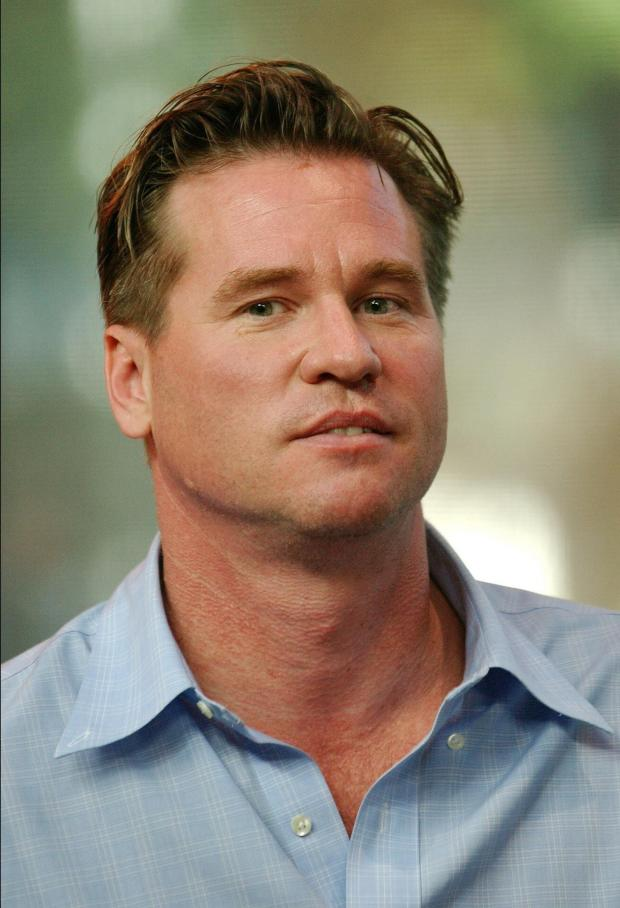 Val Kilmer, 57, confirmed last month that he had suffered from the illness, after previous denials.