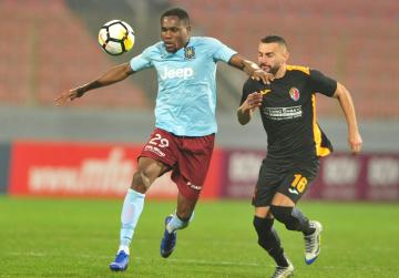 Conti's late leveller rescues Maroons