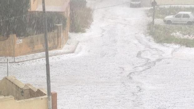 The scene in Mosta - Picture Karl Wright - mynews@timesofmalta.com