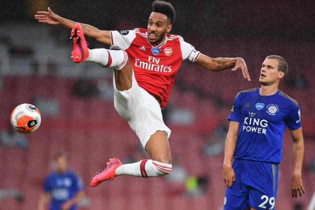 Watch: Arteta hopes FA Cup win convinces Aubameyang to stay at Arsenal