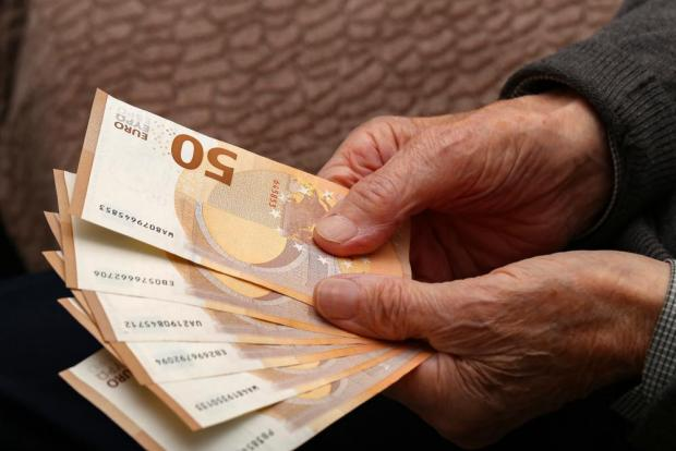 Your contributions are being used to pay somebody else's pension. Photo: Shutterstock