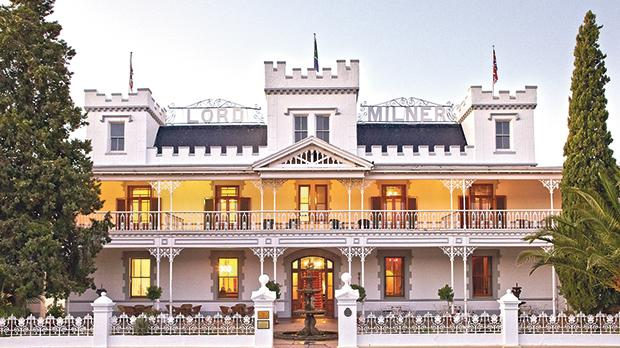 Milner Hotel, Matjiesfontein.