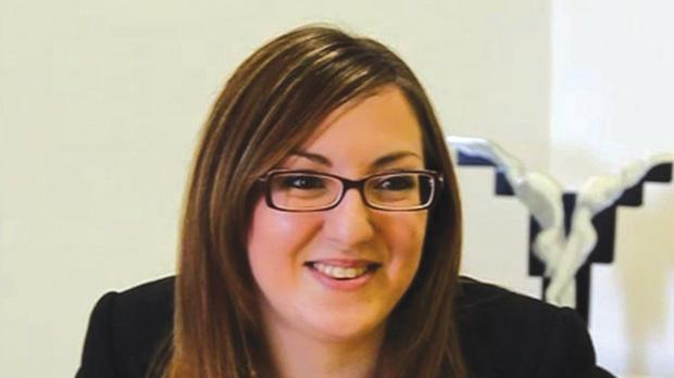 Josianne Grima, HR executive.