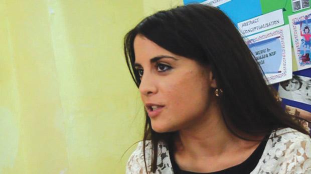 Amanda Caruana, PSD teacher.