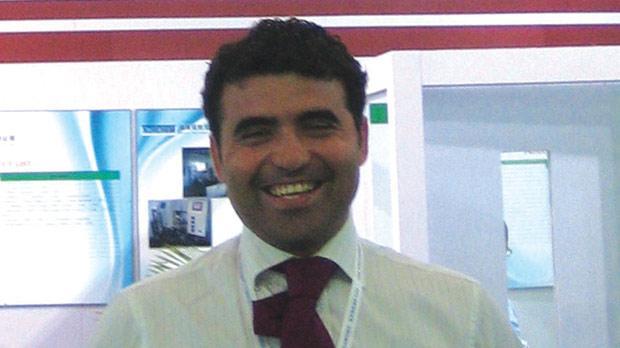 Business development manager Claude Vella Bonanno.