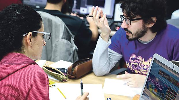 The review's ranking is based on a survey of 150 institutions offering game design degree programmes or courses in the US, Canada and other countries. Photo: Daniel Karavolos