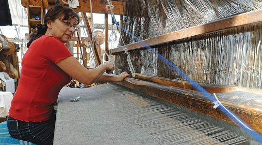 End of a textile era as Warsaw's Jacquard loom closes