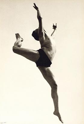 Dancer, by Ilse Binge