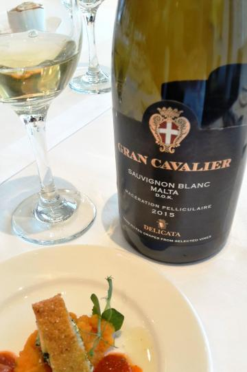 Gran Cavalier Sauvignon Blanc is a favourite choice for fine dining.