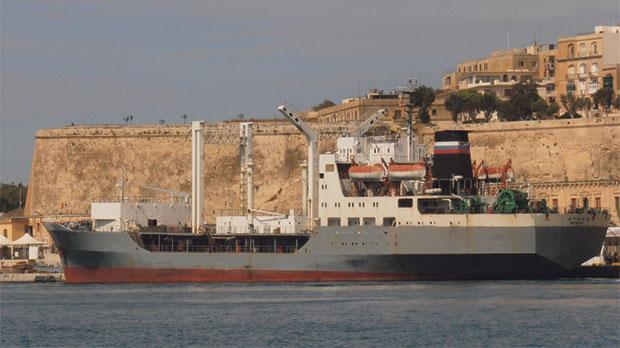 After NATO Objections, Russian Warships Won't Refuel At Spanish Port