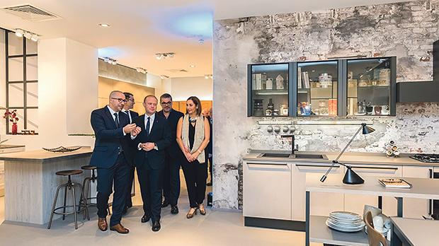Fino launches new Veneta Cucine showroom