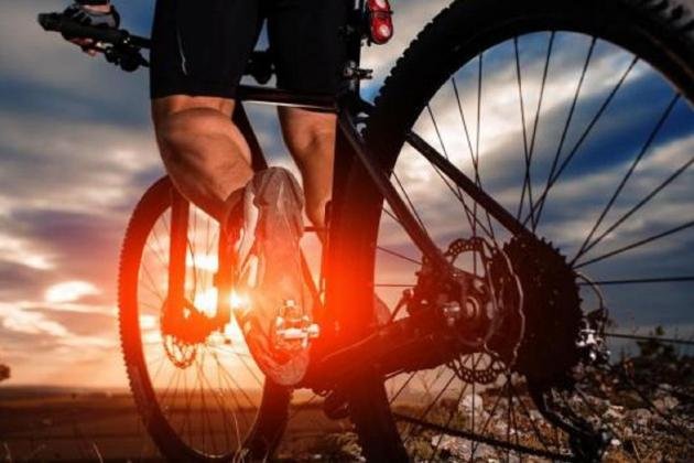 An uphill cycling challenge for a good cause