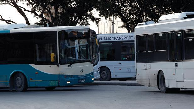 The new cards will be a crucial aspect of the bus service reform. Photo: Darrin Zammit Lupi