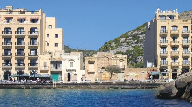 Plans to relax building heights in touristic areas could spell even more sprawl and concrete eyesores in places like Xlendi.