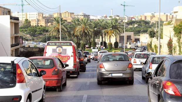 Traffic jams stifle economic activity and drive investment elsewhere. Photo: Chris Sant Fournier